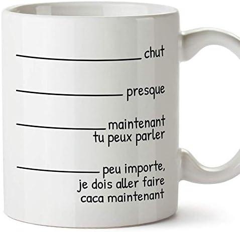MUGFFINS Mug/Tasse drôle -«Pre…