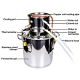 Goetland 3 Gallons Moonshine Still Spirits Kit