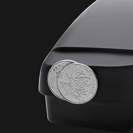 17 x 7 x 4,5 cm Moolila Caja de Almacenamiento multifunci/ón para Gafas de Coche con Tarjetero para Sunvisor/ï