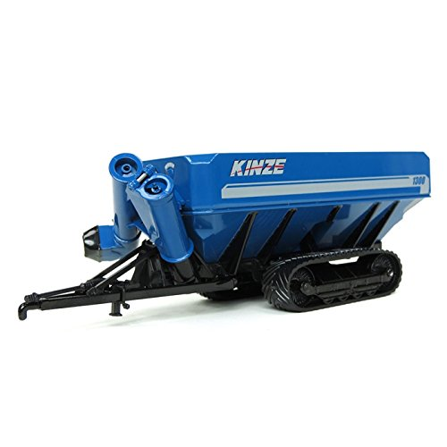 1/64th Kinze 1300 Track Grain Cart for sale  Delivered anywhere in USA