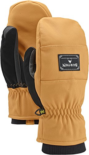 Burton Free Range Mitts, Raw Hide, (Burton Leather Glove)