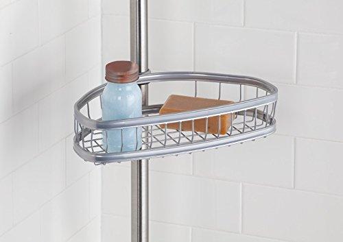Mdesign teleskop duschregal ohne bohren zu montierende duschablage