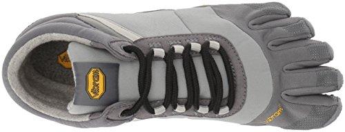 Women's Trek Insulated Shoe Hiking Grey Vibram Ascent 6dxRWwqd5A