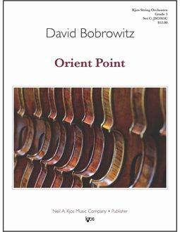 Bobrowitz, David - Orient Point. By Kjos Music