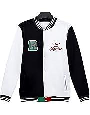 Ranboo SMP nieuw logo merchandise print rits jassen hoodies winter mannen en vrouwen sweatshirt