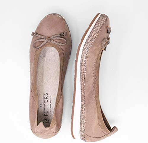 Fitters Footwear That Fits Dames Ballerines Celine