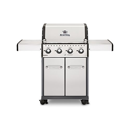 Broil King 922554 Baron S420 Liquid Propane Gas Grill Broil King