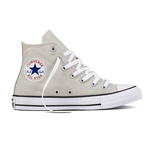(Converse Chuck Taylor All Star Seasonal Colors High Top Shoe Pale Putty Men's Size 9.5/Women's Size)
