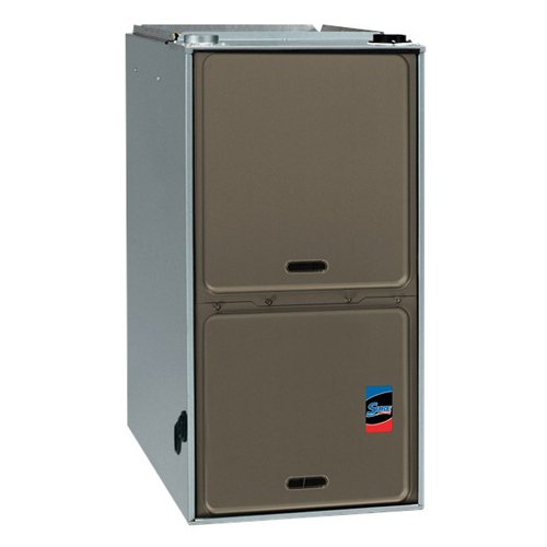 Rheem Sure Comfort 5 Ton 2-Stage Downflow/Horizontal 93.8% AFUE 105K BTU Gas Furnace, 21
