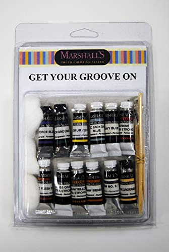 Marshall Get Your Groove On - 12 Assorted 2'' Tubes