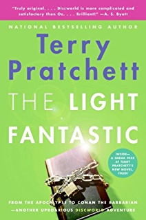 The Light Fantastic A Novel Of Discworld