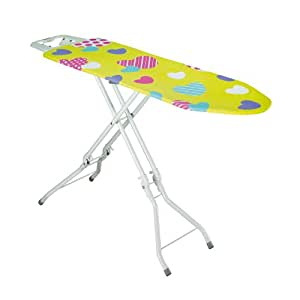 Rayen 6054 tabla de planchar plegable con altura de las patas regulable 120 x x 38 x - Tabla planchar rayen ...