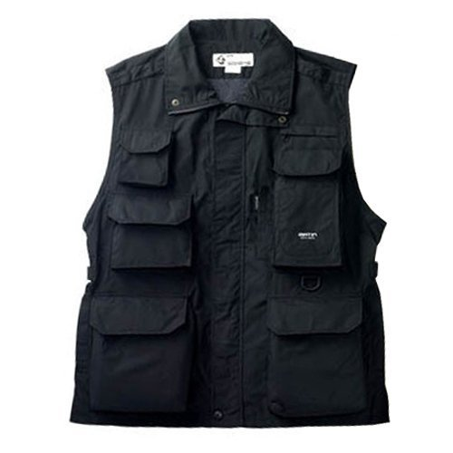 Matin Teflon Photo Shooting Vest 14 Pockets - Large / Black by MATIn