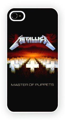 Metallica - Master Of Puppets, iPhone 5 5S, Etui de téléphone mobile - encre brillant impression