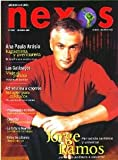 NEXOS Oct - Dec, 2002. Spanish language American Airlines magazine. Jorge Ramos cover, Ana Paula Arósio + (NEXOS)
