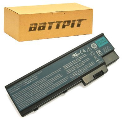 BattpitTM Laptop/Notebook Battery for Acer Aspire 5601AWLMi Aspire 5602WLMi Aspire 5601 Aspire 7000 Aspire 7000-1063 Aspire 5602 Aspire 7000 Series (4400mAh / 49Wh)