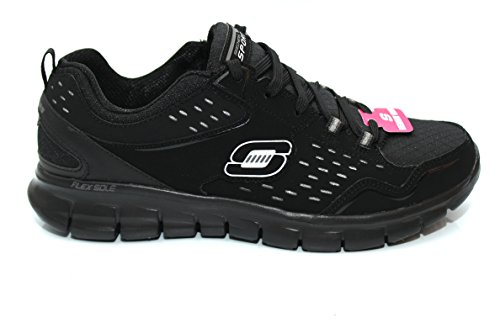 Skechers, Scarpe da corsa donna Nero nero