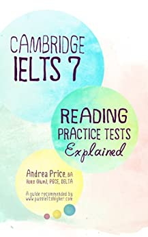 41sdPbTXn0L. SY346  - Cambridge IELTS 7 Reading Practice Tests Explained- Ebook