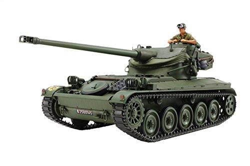- Tamiya French Light Tank Amx-13 Hobby Model Kit