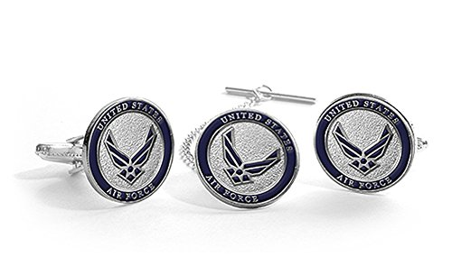 Air Force Tack Cuff Link