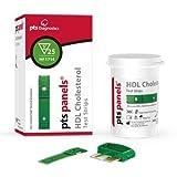 PTS Panels #1715 HDL Cholesterol Test Strip (6 strips/box) for CardioChek Cholesterol Meter