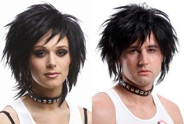 Sexy  (Punk Rocker Costume Accessories)