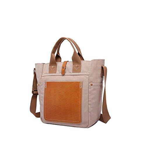 Neu, Retro, Persönlichkeit, Mode, Outdoor Tasche, Handtasche, Leinwand, D0203