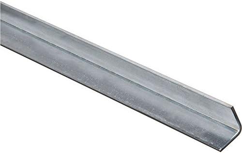 """Nationalハードウェアn179–9294010bcソリッド角度で亜鉛メッキ、1"""" x 36"""""""