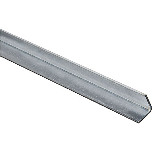 National Hardware N179-929 4010BC Solid Angle in Galvanized ()