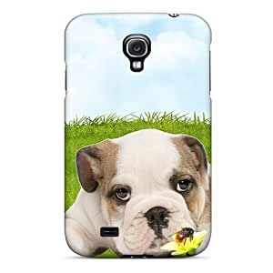 Flexible Tpu Back Case Cover For Galaxy S4 - I Dare You