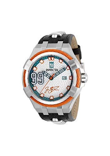 Invicta Jason Taylor Automatic White Dial Men's Watch 28522