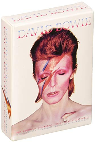 (Aquarius David Bowie Playing Cards)