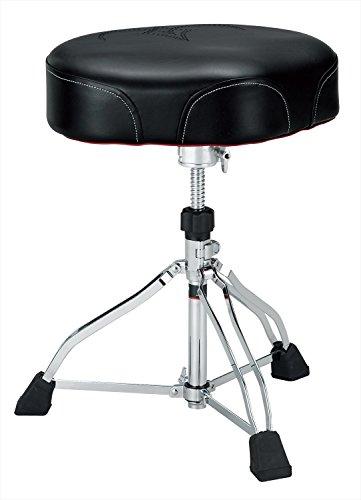 (Tama 1st Chair Ergo-Rider Drum Throne Black )