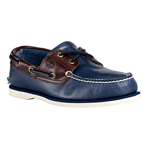 2 two soil And Barca and tone Soil Boat indigo Scarpe Eyevintage Potting Tone Classic Timberland vintage Uomo Indigo potting Two da BqHxXaEU