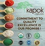 NEW Kapok Naturals Organic Quinoa Pop, A Great
