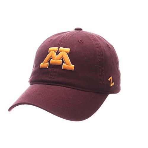 NCAA Minnesota Golden Gophers Men's Scholarship Relaxed Hat, Adjustable Size, Team Color