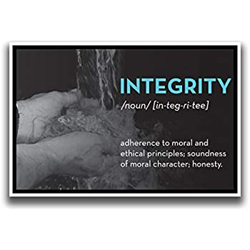 Amazon.com: JSC512 Definition of Integrity Dictionary