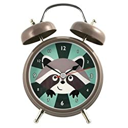 Raccoon Talking Alarm Clock II by Streamline
