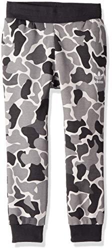 adidas Originals Boys Trefoil Camo Print Pants