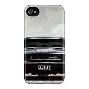 New Style ShinnyStore Dodge Challenger Premium Tpu Cover Case For Iphone 4/4s