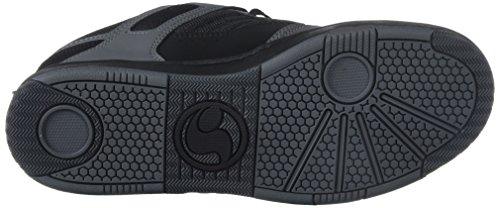 Dvs Chaussures Hommes Chaussures De Skate Enduro 125 Castlerock Noir Nubuck Anderson