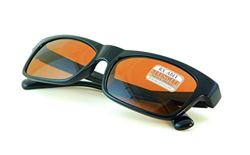 Gafas tamaño Rapallo Color Shiny Sol de Negro Tort Small Dark brillante Serengeti qRwA15Uw