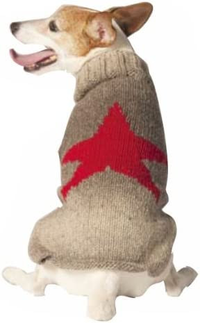 Chilly Dog Daily bargain sale Rock XX-Large Star Sweater Rare
