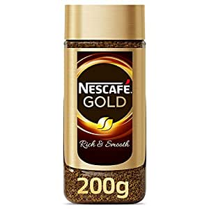 Nescafe Gold Instant Coffee 200g - Promo Pack