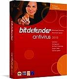 Bitdefender Antivirus 2010 -3 Pc/1 Yr