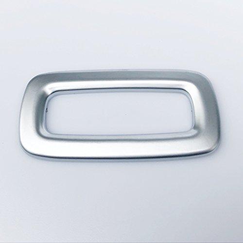 ABS Innen matt hinten Trunk Schalter Button Abdeckung Trim 1 F/ür XC60 2018 2019 XC90 2015-2019