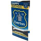 Everton Birthday Card