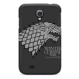Fashion Tpu Case For Galaxy S4- Game Of Thrones Winter Is Coming Defender Case Cover