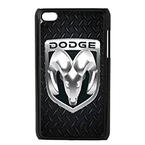 iPod Touch 4 Phone Case Black Dodge WQ5RT7523055