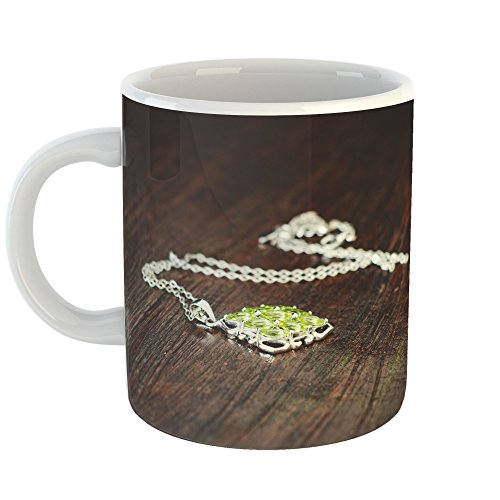 Westlake Art - Jewelry Necklace - 11oz Coffee Cup Mug - Modern Picture Photography Artwork Home Office Birthday Gift - 11 Ounce (8159-3EC7E)